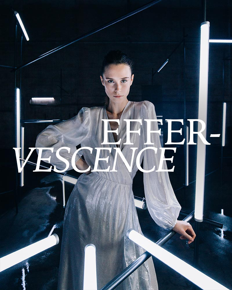 Stella Luna Effervescence neon editorial - cover picture