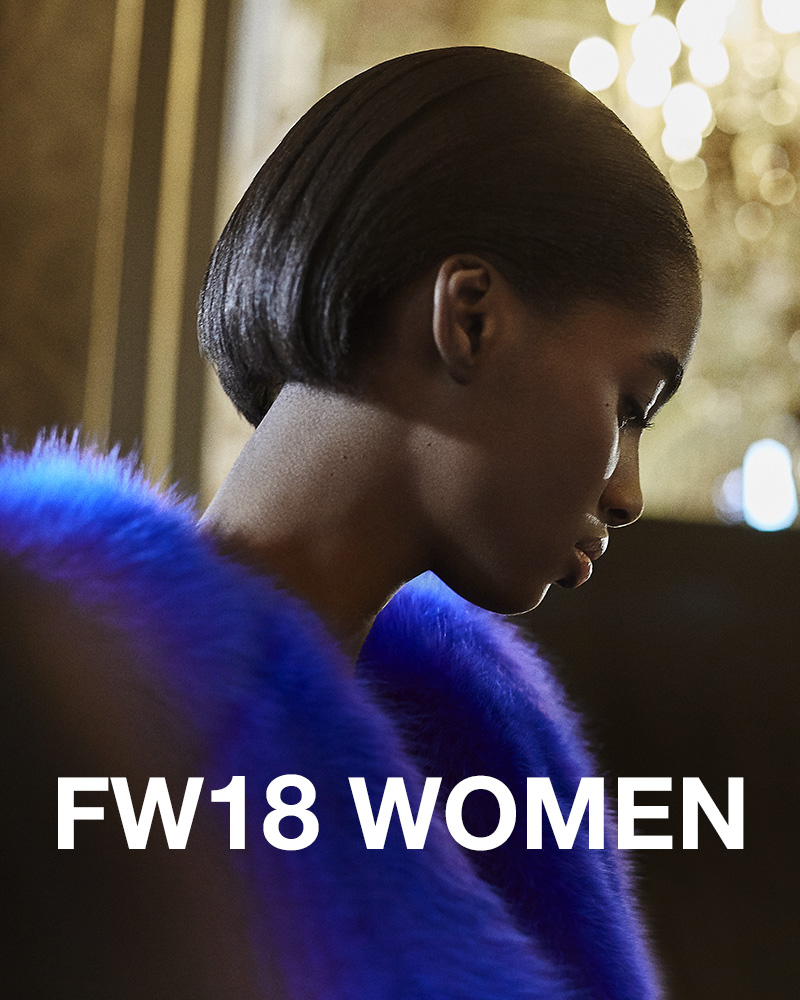 Balmain Paris FW18 cover