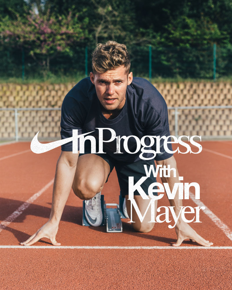 Kevin Mayer - Nike training running gif cover