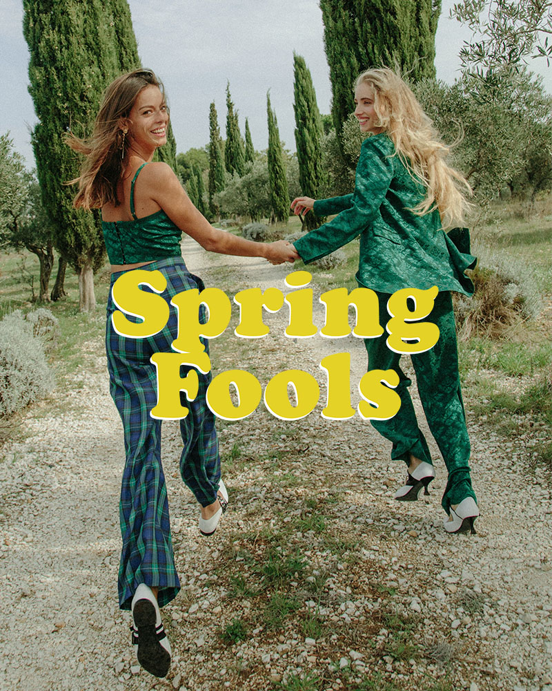 what for spring fools