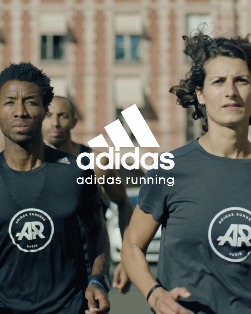 adidas running paris sport