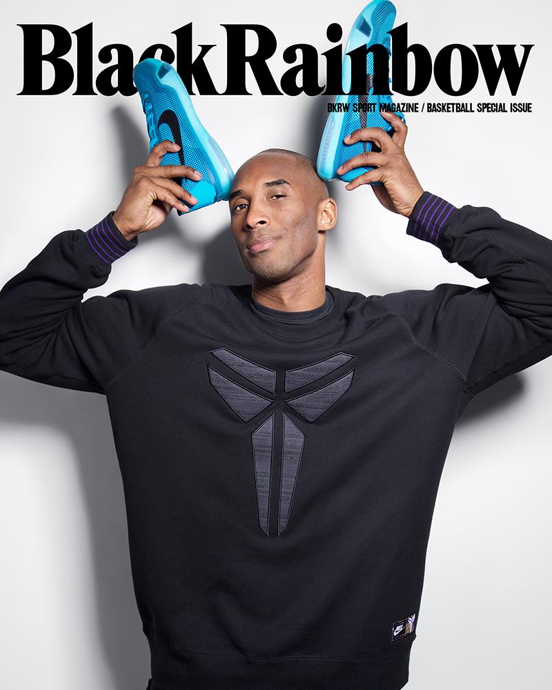 blackrainbow magazine kobe bryant