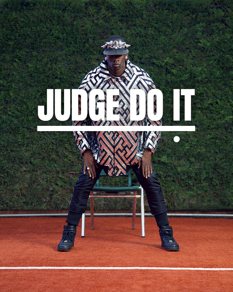 blackrainbow magazine tennis ktz judge do it
