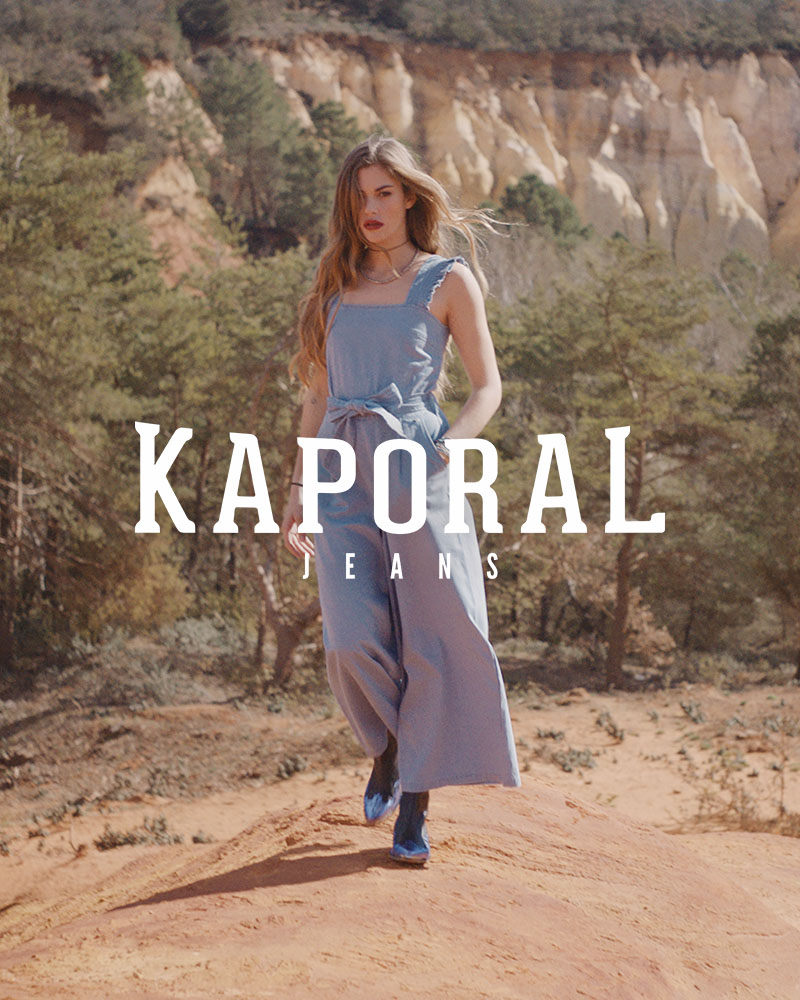 kaporal jeans - clara berry