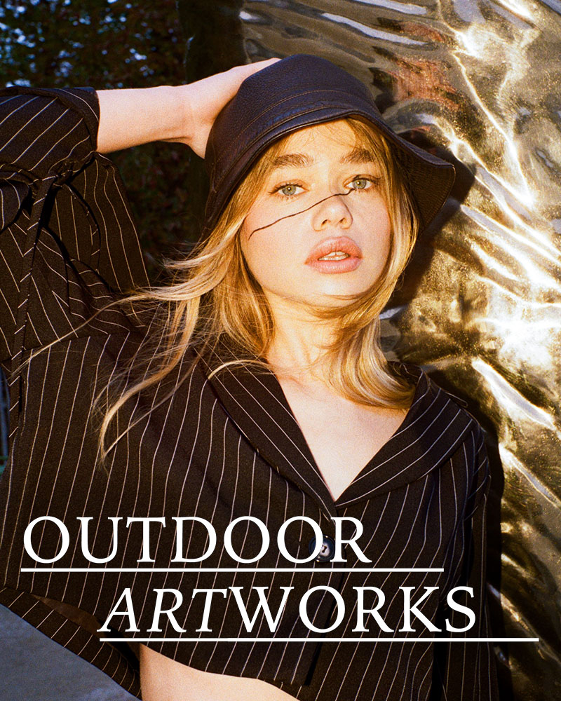 outdoor artworks editorial FIAC
