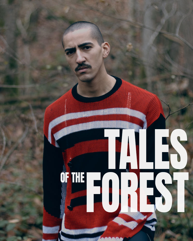 blackrainbow magazine outdoor issue tales of the forest