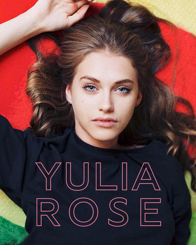 yulia rose editorial